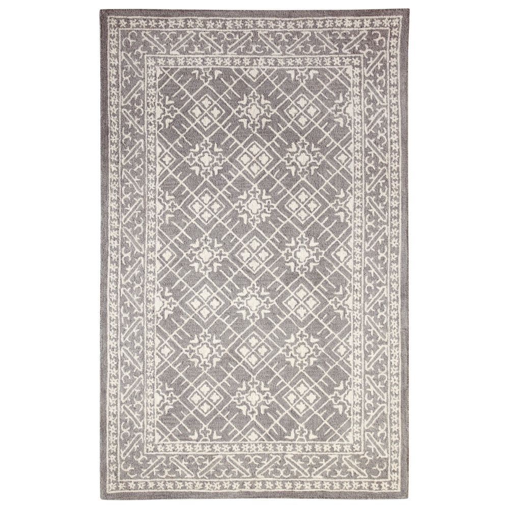 Dynamic Rugs  7855-509 Galleria 2 Ft. X 4 Ft. Rectangle Rug in Blue