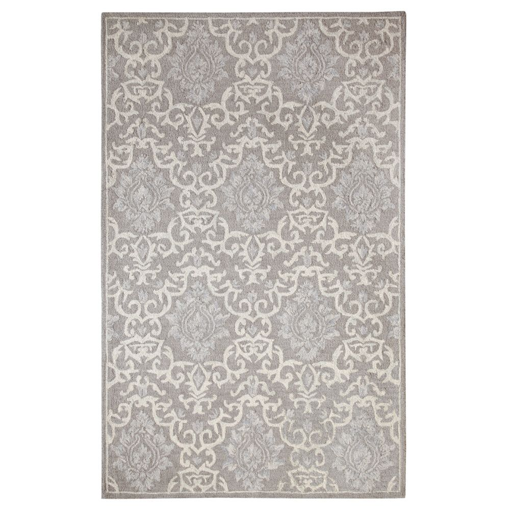 Dynamic Rugs  7868-901 Galleria 2 Ft. X 4 Ft. Rectangle Rug in Grey