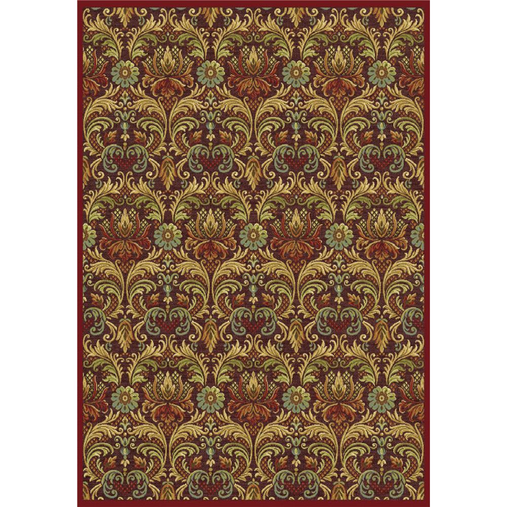 Dynamic Rugs 38106-1212 Genova 7 Ft. 10 In. X 10 Ft. 10 In. Rectangle Rug in Browns