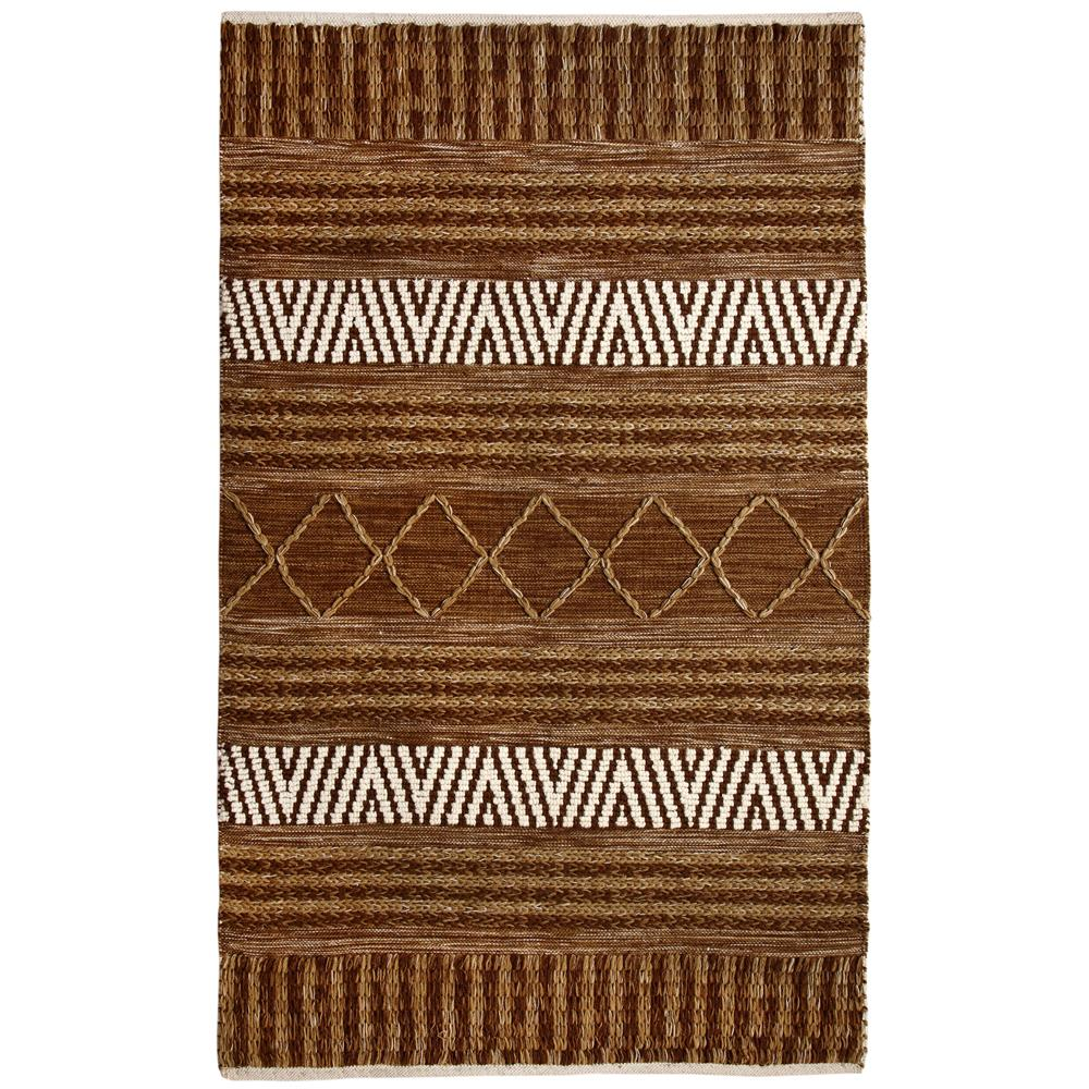 Dynamic Rugs  91003-107 Heirloom 2 Ft. X 4 Ft. Rectangle Rug in Gold/Ivory