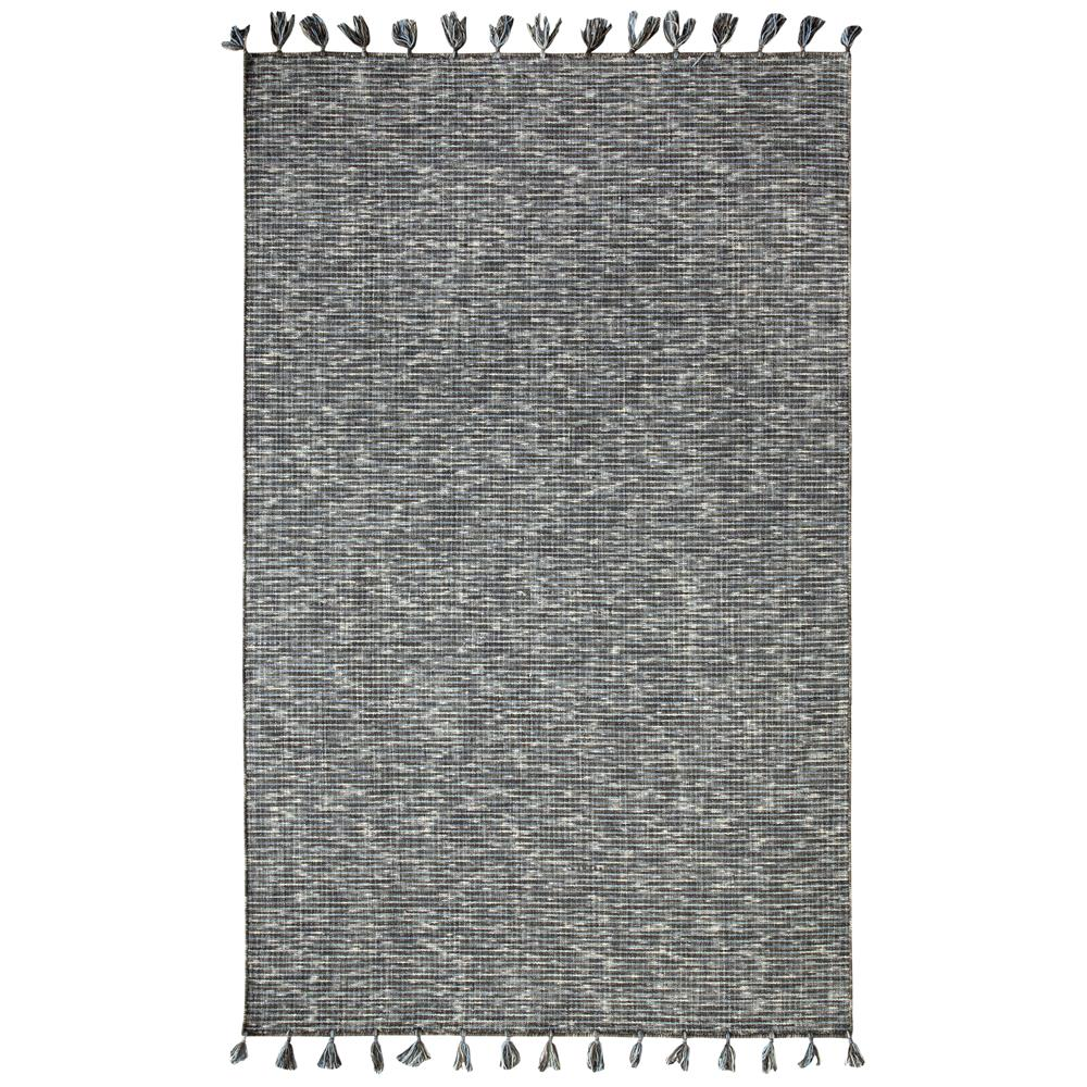 Dynamic Rugs 2930 990 Herrington 2 Ft. X 4 Ft. Rectangle Rug in Charcoal
