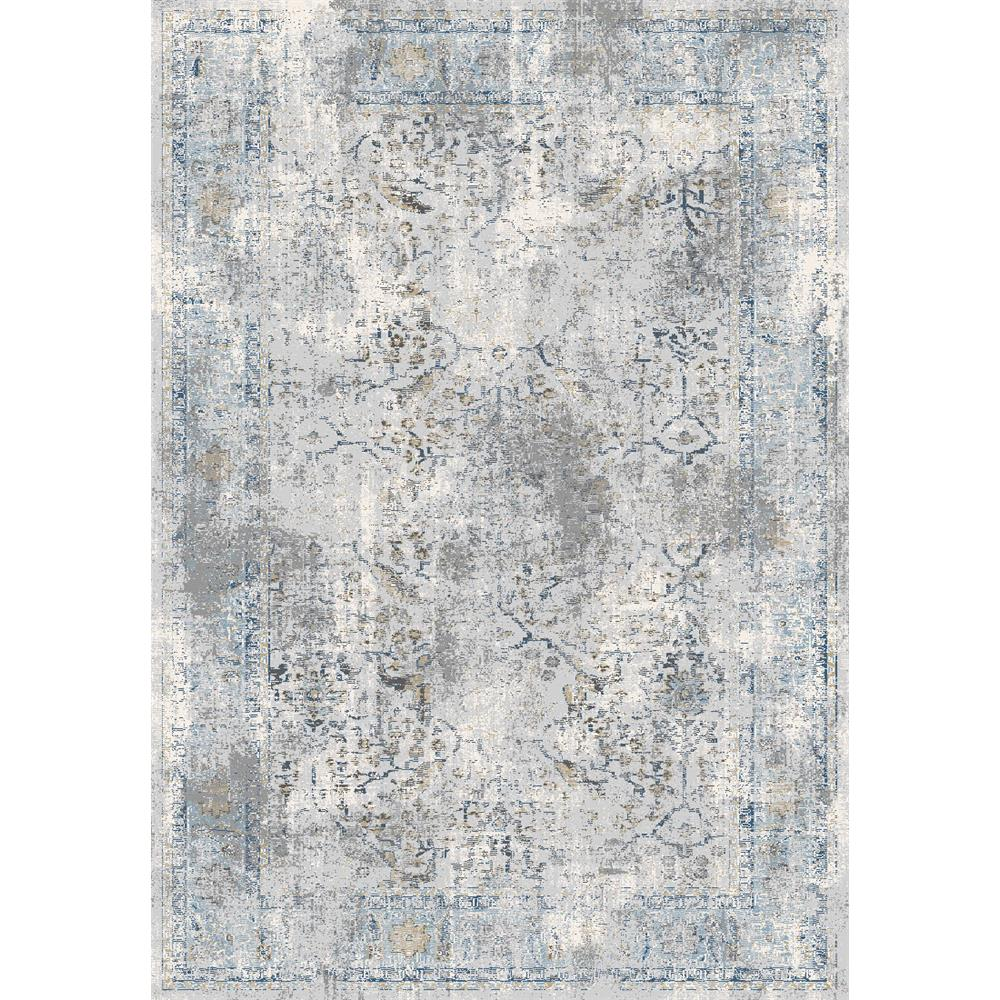 Dynamic Rugs 9312 Icon 9 Ft. 2 In. X 12 Ft. 10 In. Rectangle Rug in Grey