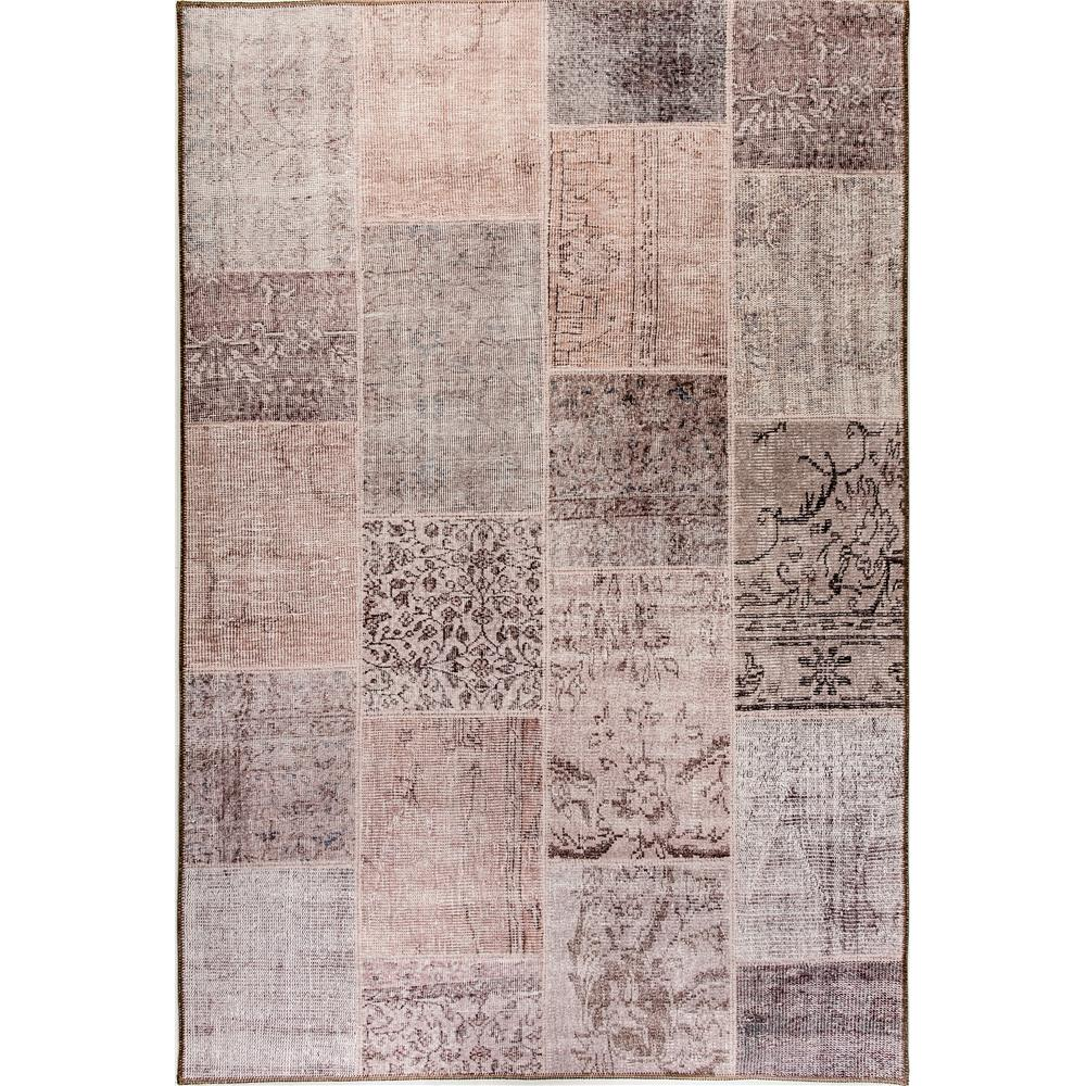 Dynamic Rugs  8875-880 Illusion 2 Ft. 1 In. X 3 Ft. 6 In. Rectangle Rug in Beige / Tan