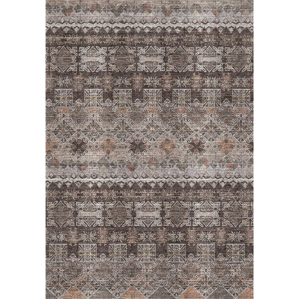 Dynamic Rugs 8883 900 Illusion 2 Ft. 1 In. X 3 Ft. 6 In. Rectangle Rug in Grey