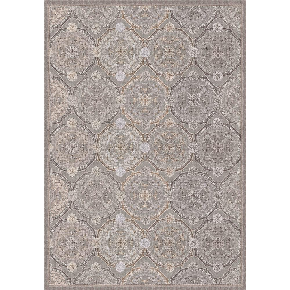 Dynamic Rugs 8884 900 Illusion 2 Ft. 1 In. X 3 Ft. 6 In. Rectangle Rug in Grey