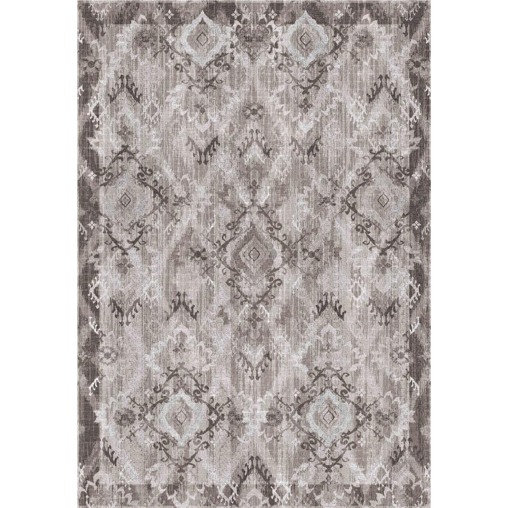 Dynamic Rugs 8885 900 Illusion 5 Ft. 3 In. X 7 Ft. 7 In. Rectangle Rug in Grey
