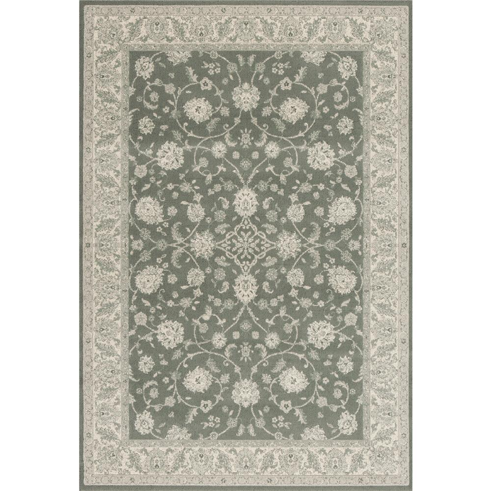 Dynamic Rugs 619-500 Imperial 2 Ft. X 3 Ft. 11 In. Rectangle Rug in Slate