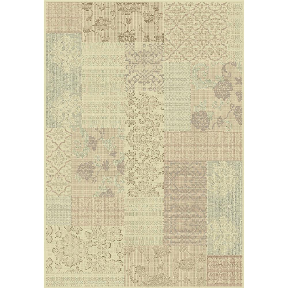 Dynamic Rugs 621-100 Imperial 2 Ft. X 3 Ft. 11 In. Rectangle Rug in Cream