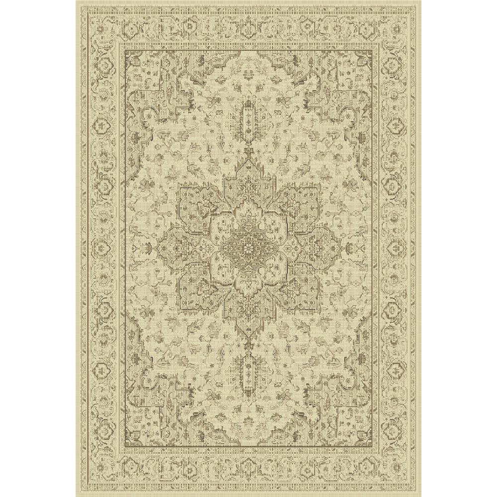 Dynamic Rugs 622-100 Imperial 2 Ft. X 3 Ft. 11 In. Rectangle Rug in Cream