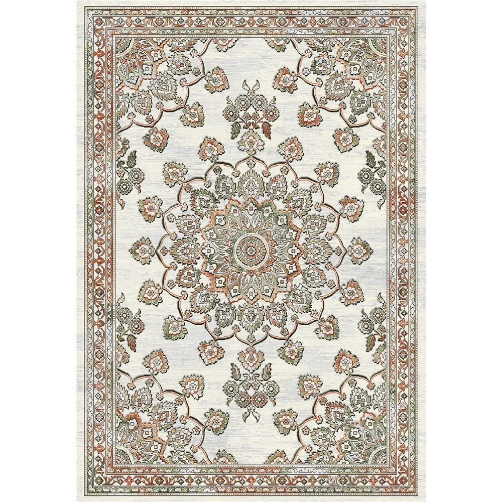 Dynamic Rugs 63420 6474 Imperial 2 Ft. X 3 Ft. 11 In. Rectangle Rug in Beige/Bronze