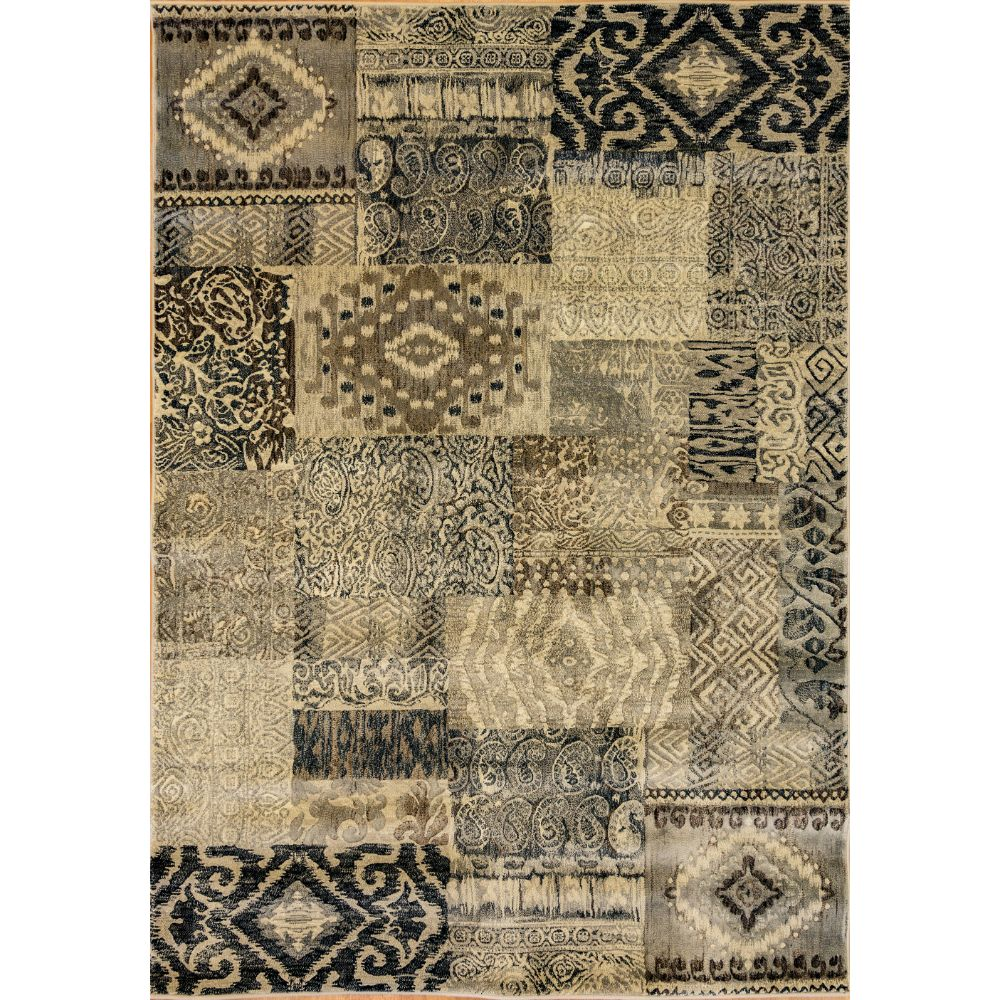 Dynamic Rugs 73292-3363 Imperial 2 Ft. X 3 Ft. 11 In. Rectangle Rug in Multi