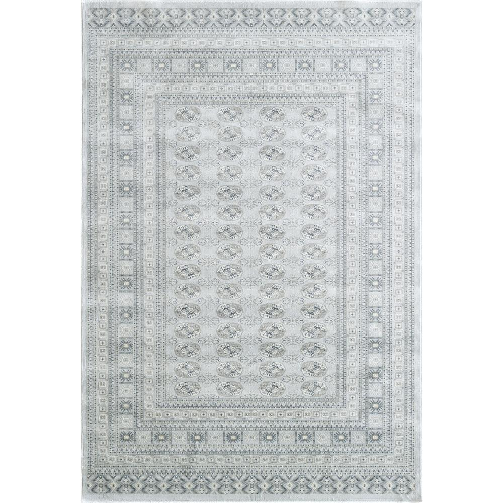 Dynamic Rugs 7250 916 Isfahan 9 Ft. 2 In. X 12 Ft. 10 In. Rectangle Rug in Light Grey