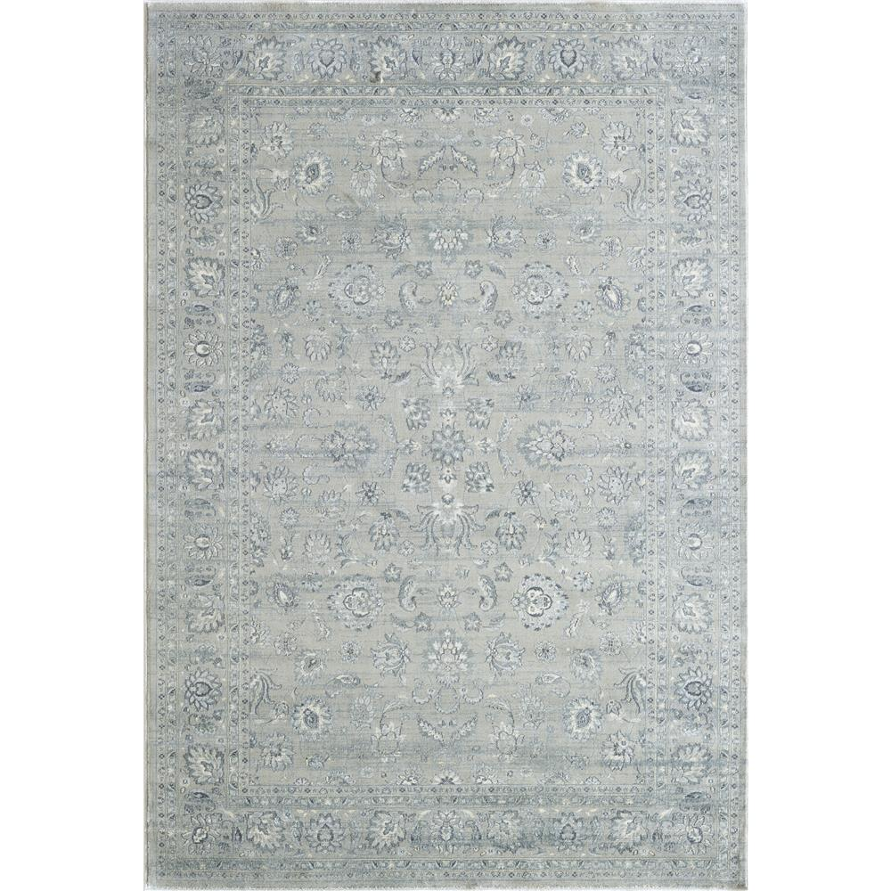 Dynamic Rugs 7254 919 Isfahan 9 Ft. 2 In. X 12 Ft. 10 In. Rectangle Rug in Grey