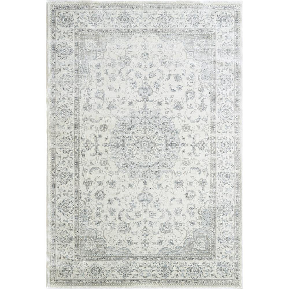 Dynamic Rugs 7255 116 Isfahan 9 Ft. 2 In. X 12 Ft. 10 In. Rectangle Rug in Cream
