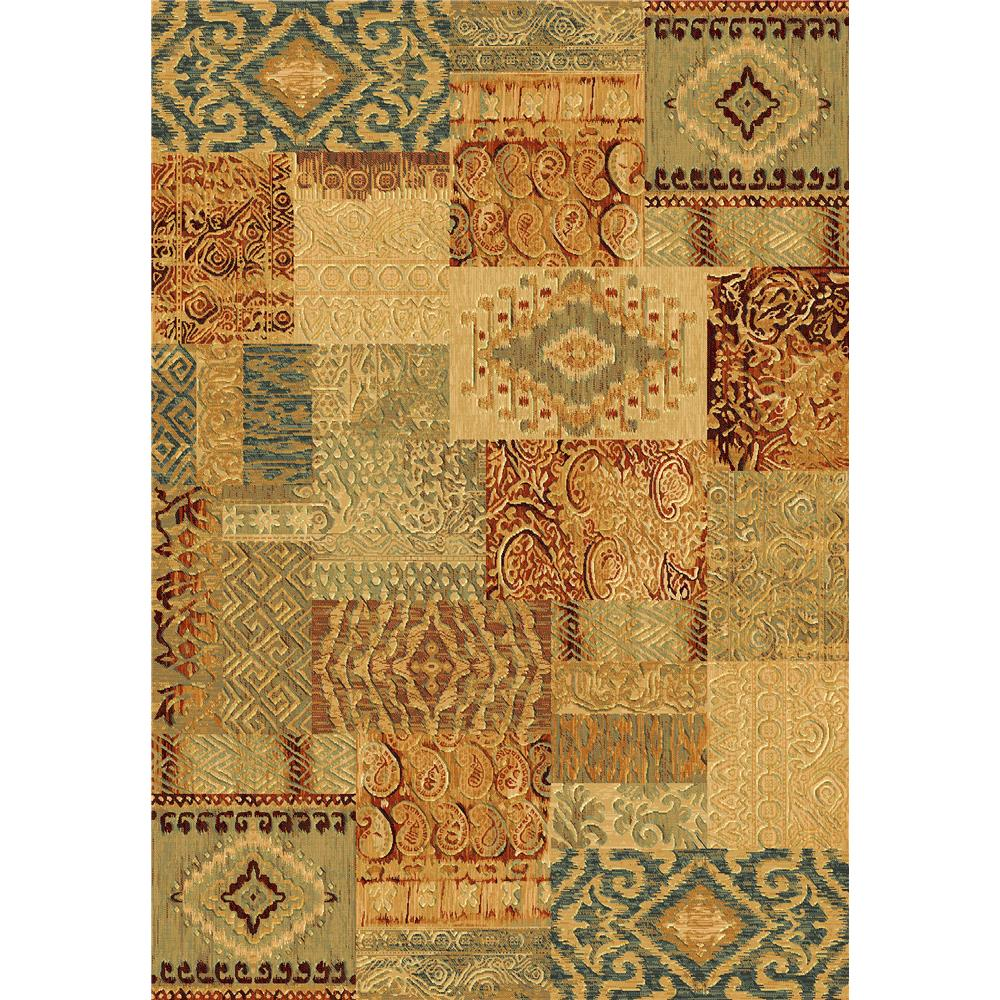 Dynamic Rugs 73292-8080 Imperial 2 Ft. X 3 Ft. 11 In. Rectangle Rug in Gold