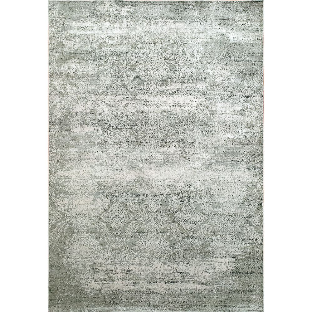 Dynamic Rugs 9860 Leda 9 Ft. 2 In. X 12 Ft. 10 In. Rectangle Rug in Ivory / Grey