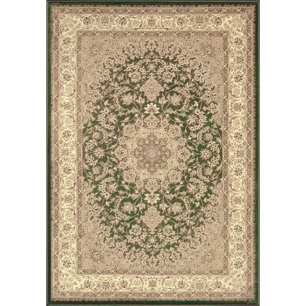 Dynamic Rugs 58000-420 Legacy 9 Ft. 2 In. X 12 Ft. 10 In. Rectangle Rug in Green