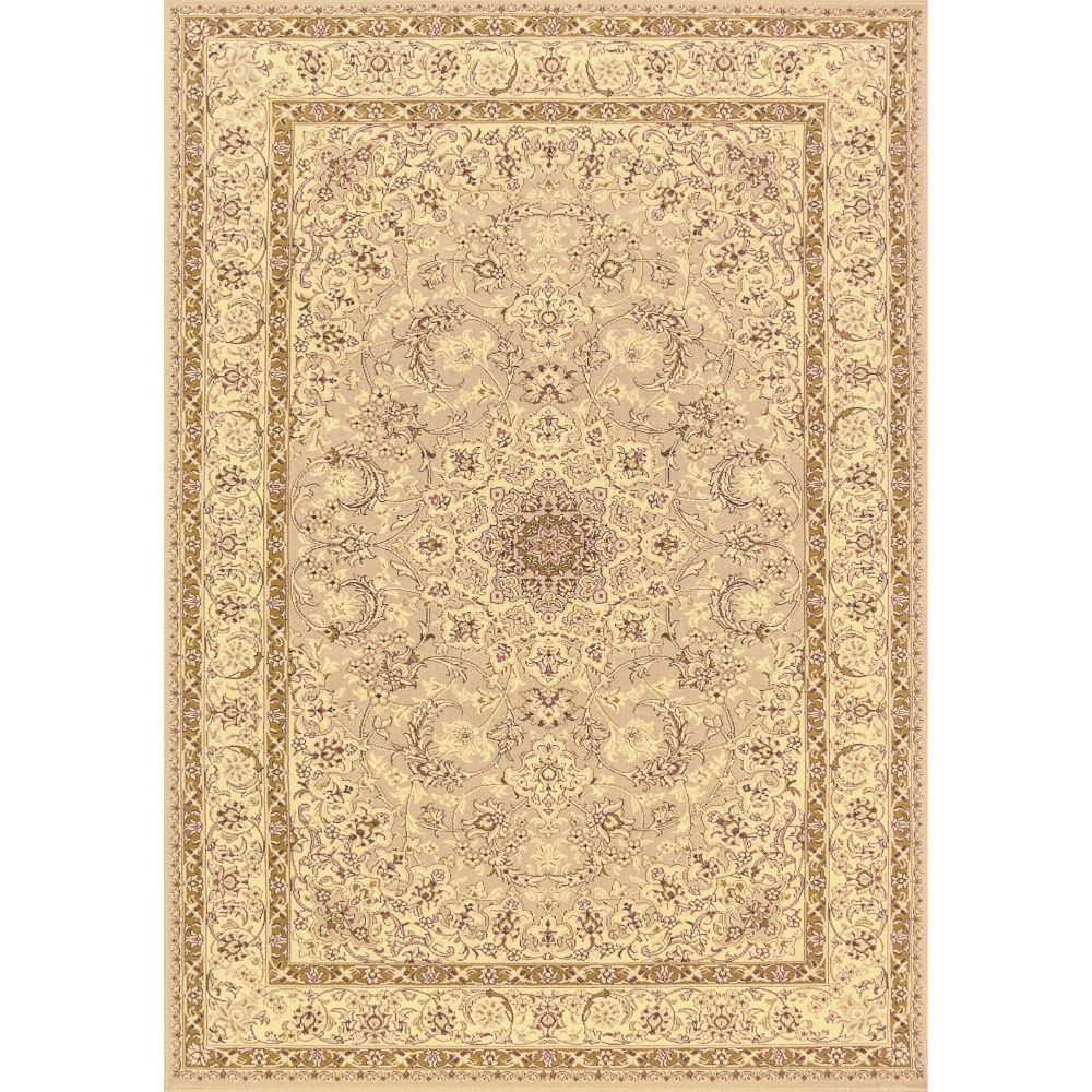 Dynamic Rugs 58000-700 Legacy 9 Ft. 2 In. X 12 Ft. 10 In. Rectangle Rug in Yellow