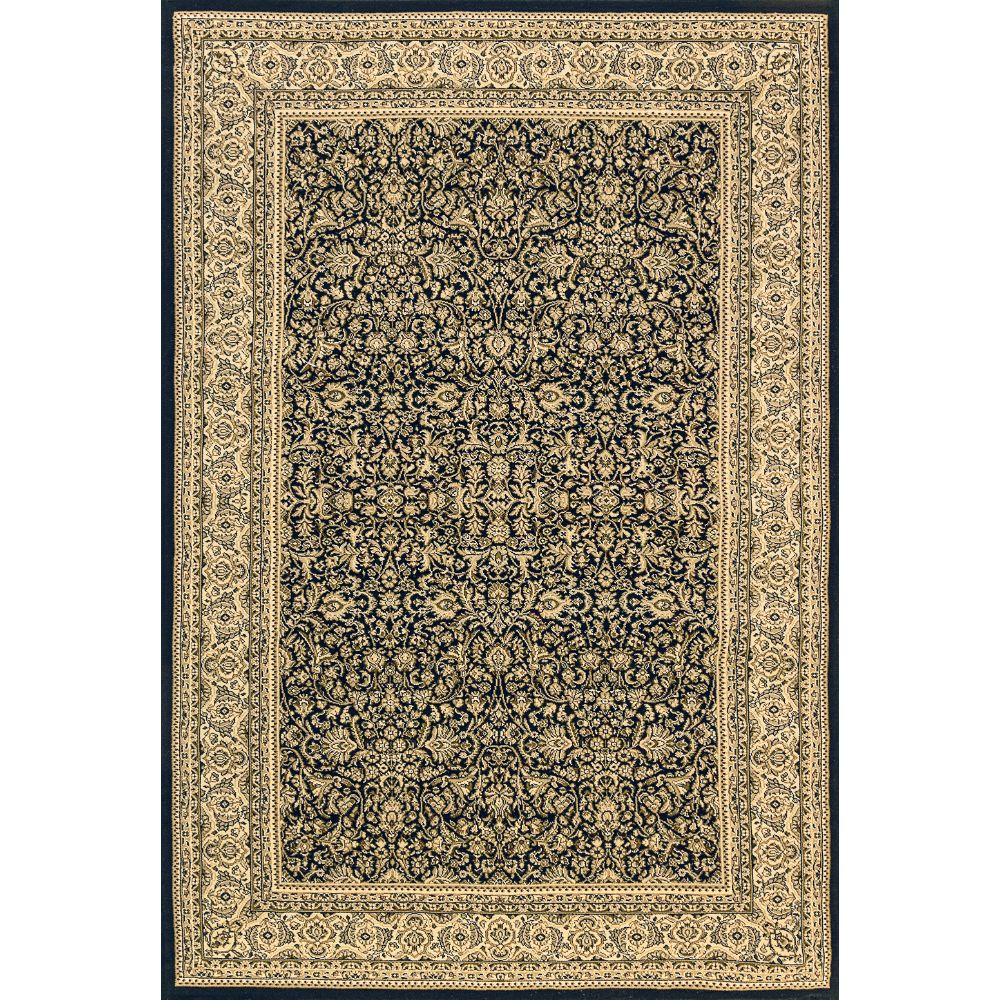 Dynamic Rugs 58004-090 Legacy 9 Ft. 2 In. X 12 Ft. 10 In. Rectangle Rug in Black