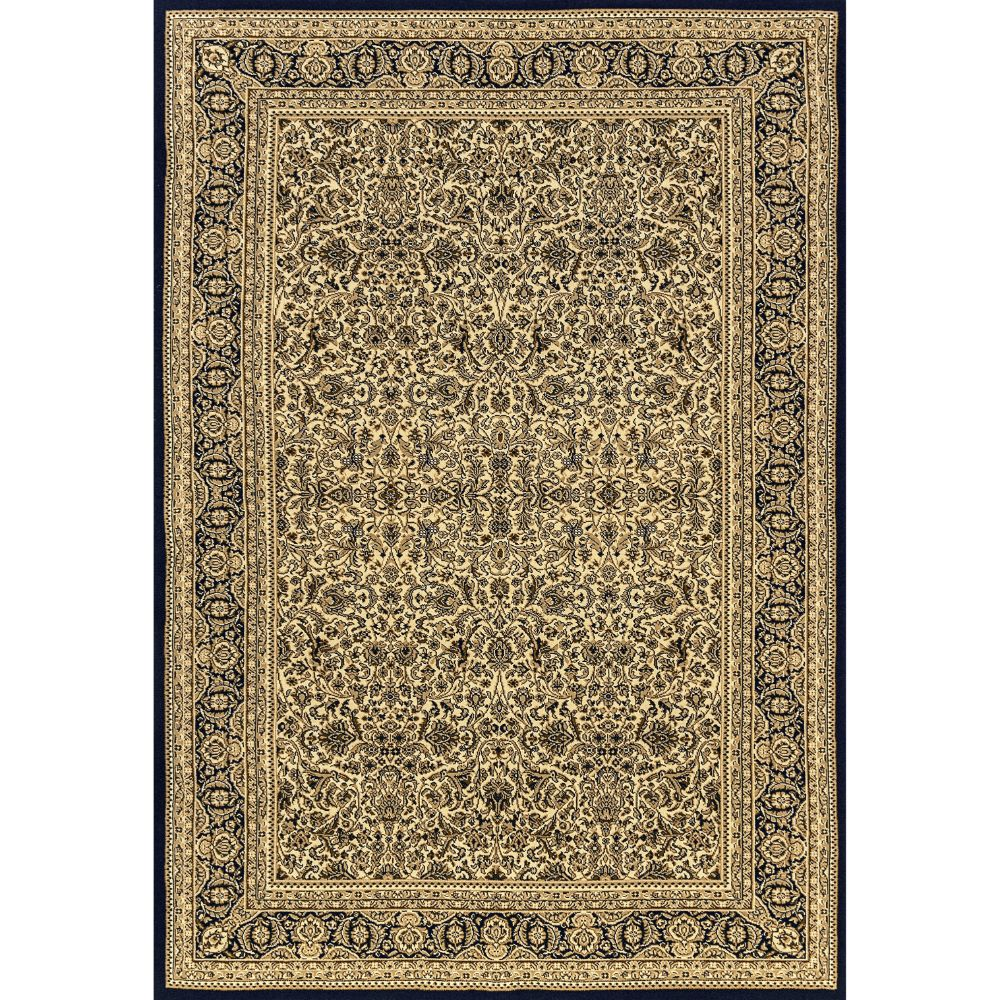 Dynamic Rugs 58004-115 Legacy 9 Ft. 2 In. X 12 Ft. 10 In. Rectangle Rug in Ivory