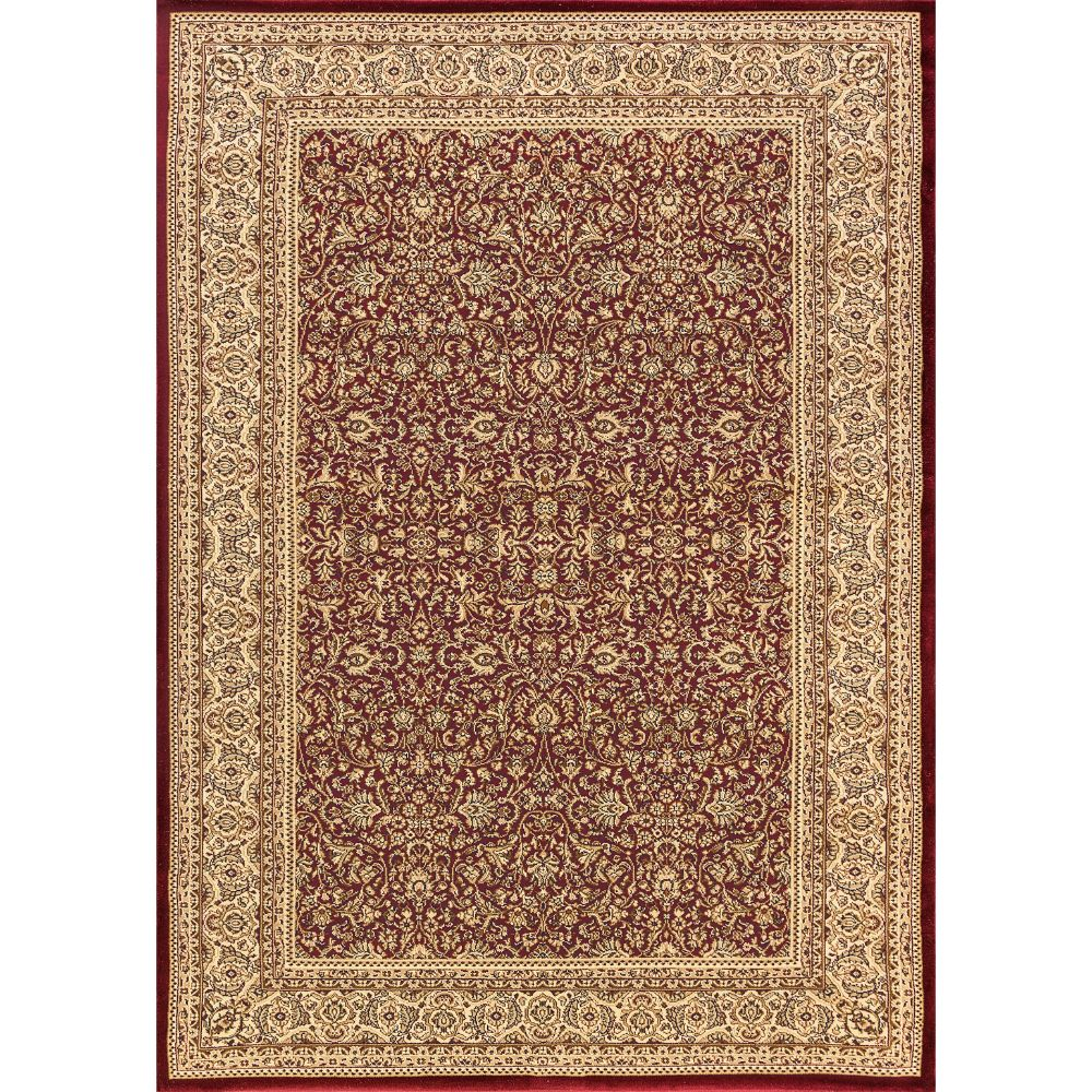 Dynamic Rugs 58004-300 Legacy 9 Ft. 2 In. X 12 Ft. 10 In. Rectangle Rug in Red