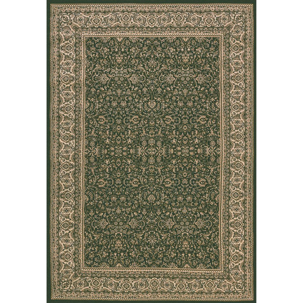 Dynamic Rugs 58004-420 Legacy 2 Ft. X 3 Ft. 6 In. Rectangle Rug in Green