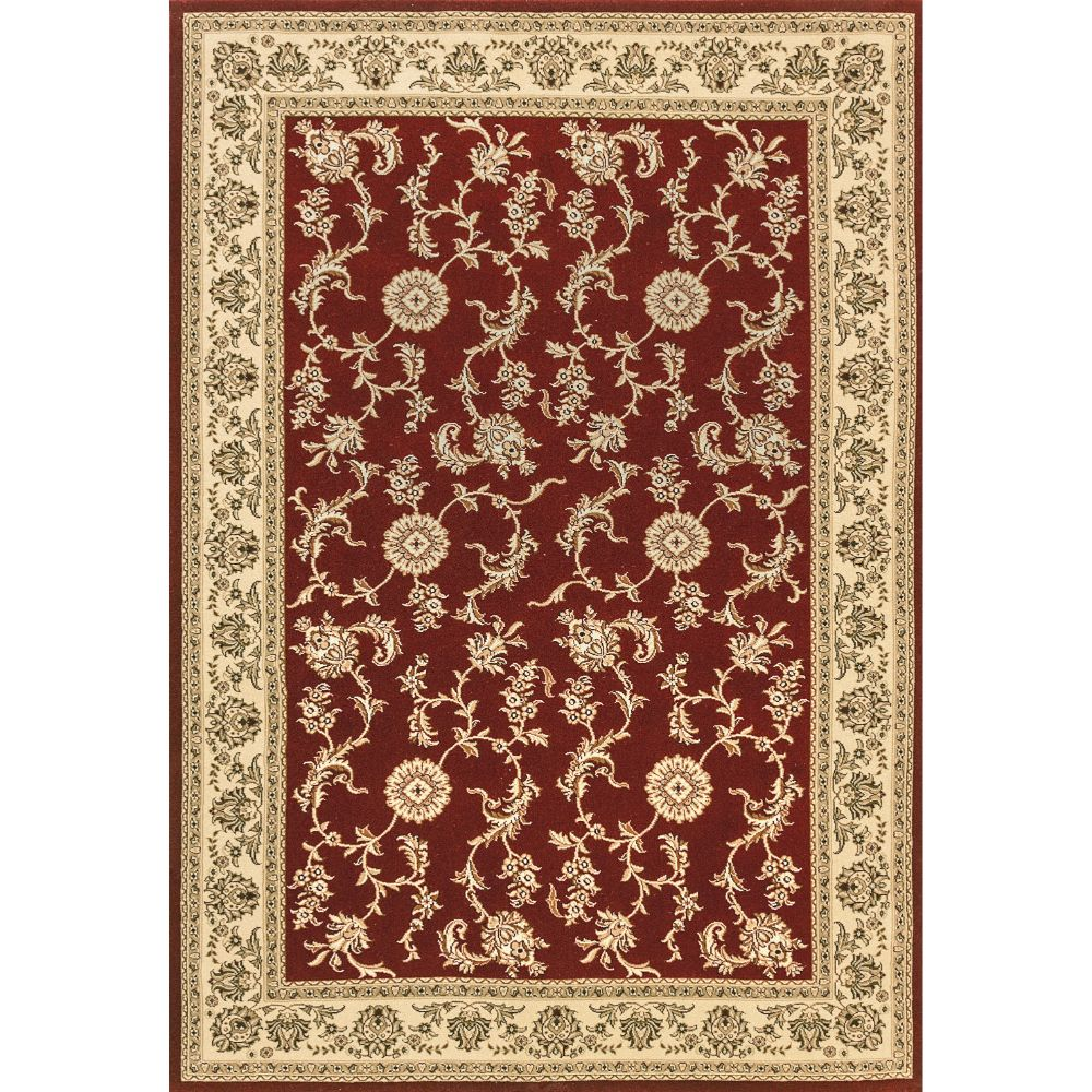 Dynamic Rugs 58017-330 Legacy 9 Ft. 2 In. X 12 Ft. 10 In. Rectangle Rug in Red