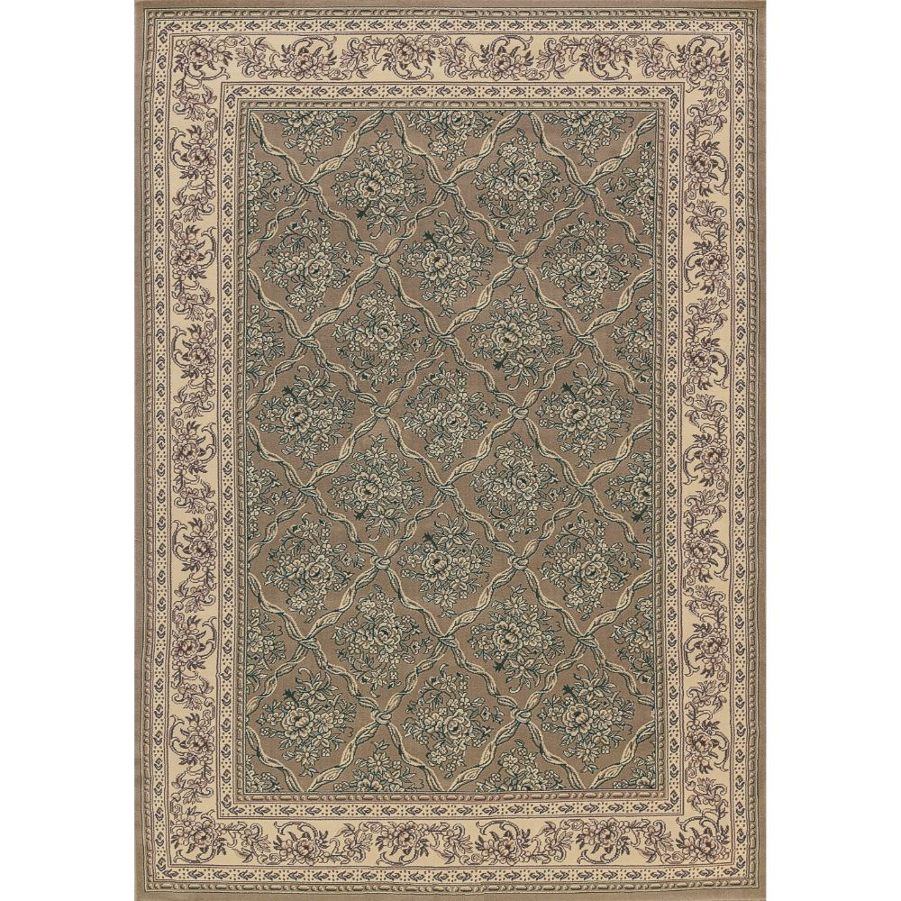 Dynamic Rugs 58018-060 Legacy 2 Ft. X 3 Ft. 6 In. Rectangle Rug in Malt