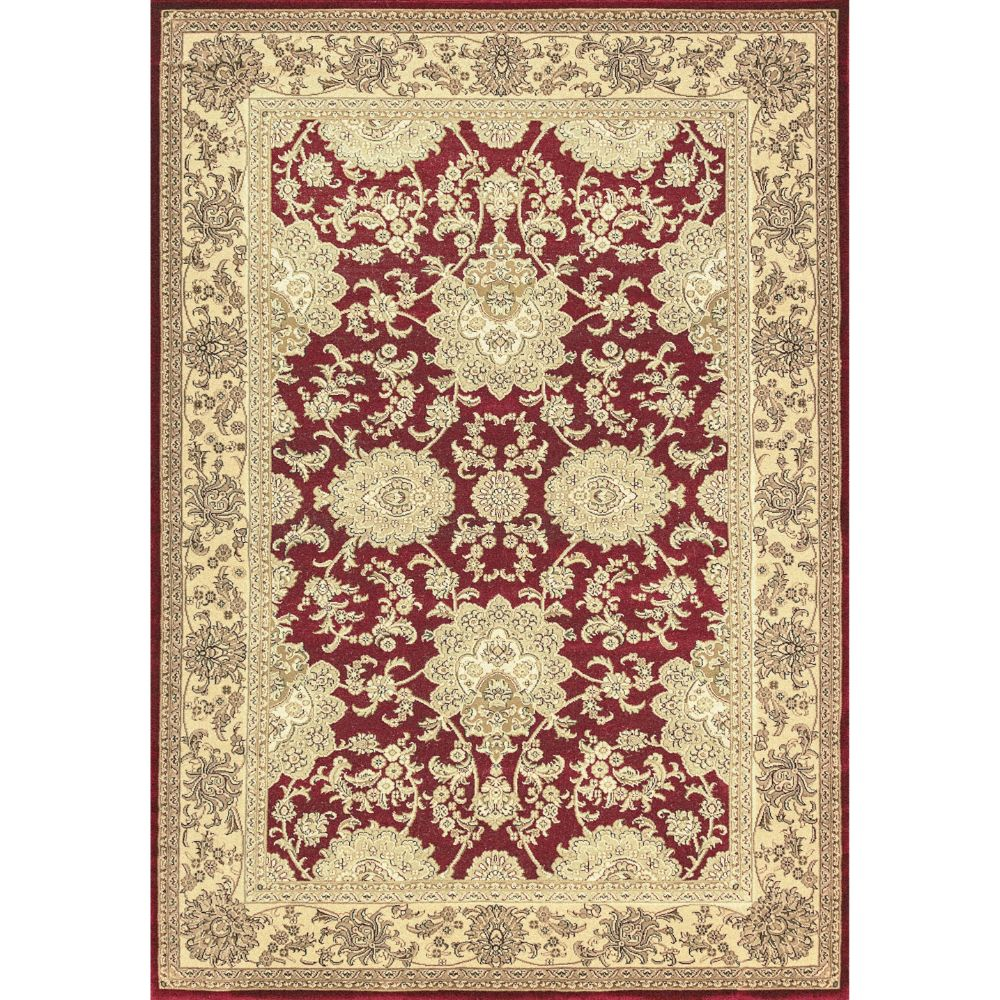 Dynamic Rugs 58019-330 Legacy 9 Ft. 2 In. X 12 Ft. 10 In. Rectangle Rug in Red