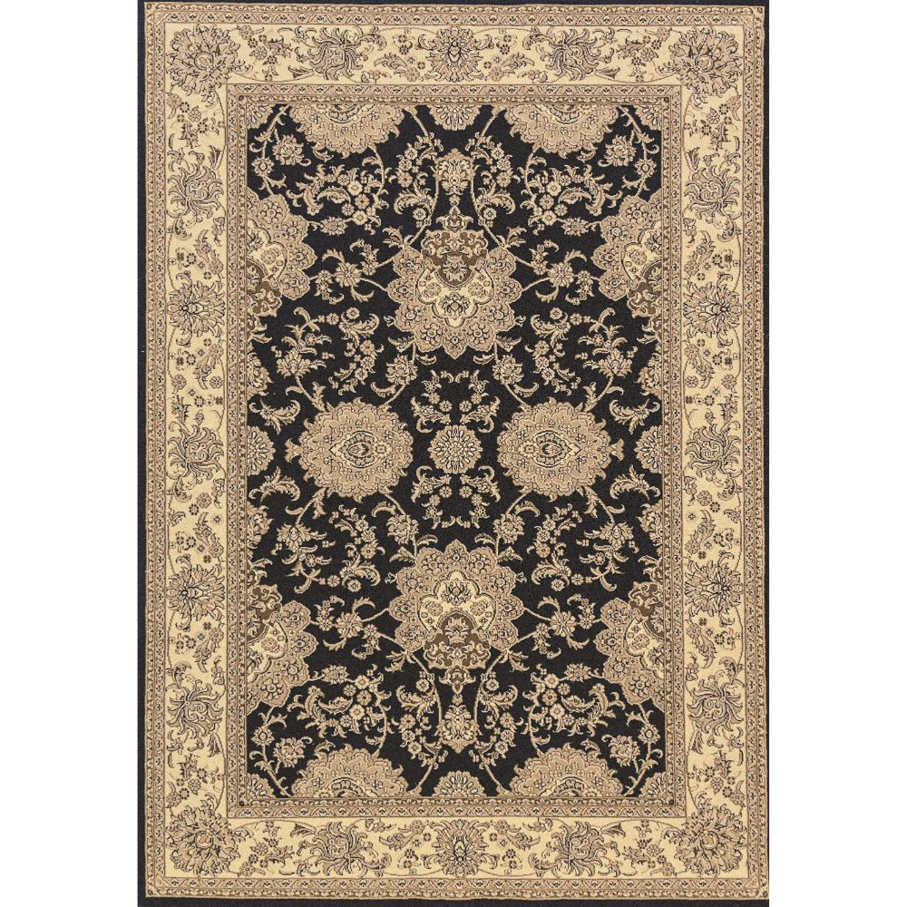 Dynamic Rugs 58019-530 Legacy 9 Ft. 2 In. X 12 Ft. 10 In. Rectangle Rug in Navy