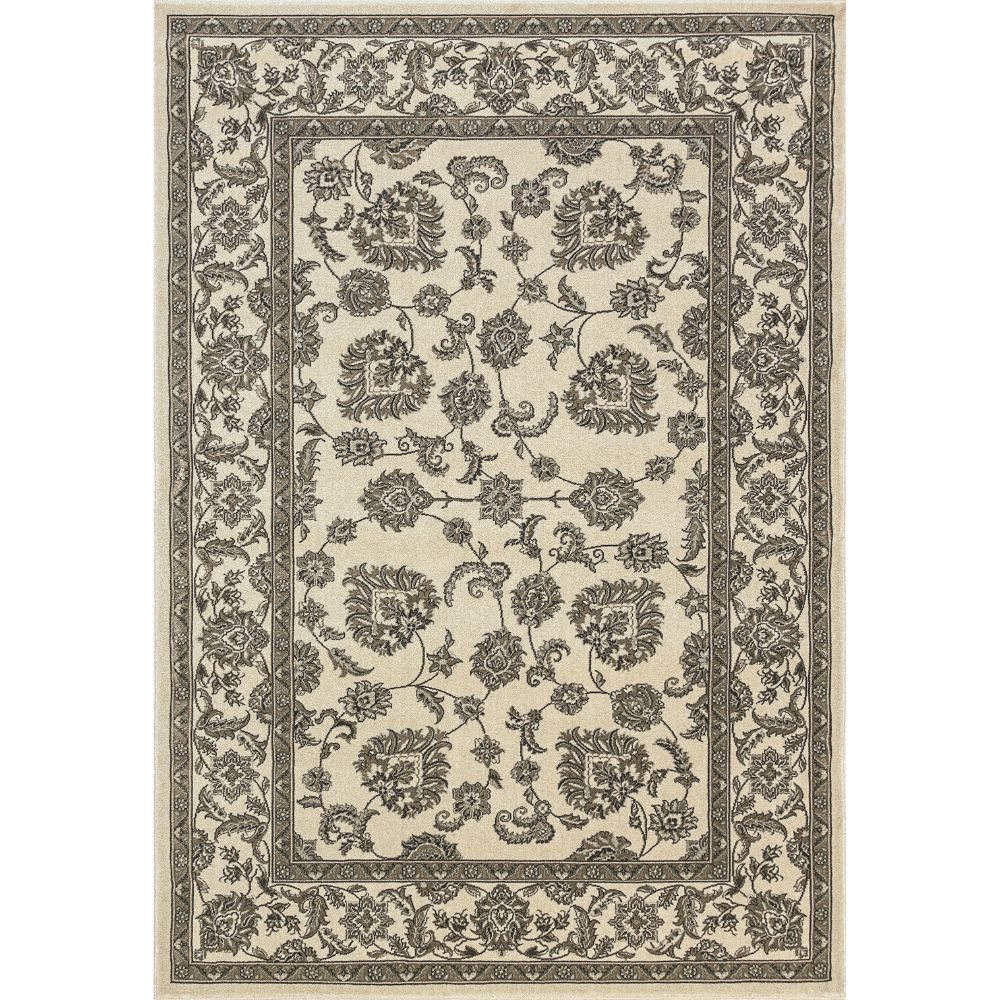 Dynamic Rugs  58020-100 Legacy 9 Ft. 2 In. X 12 Ft. 10 In. Rectangle Rug in Ivory