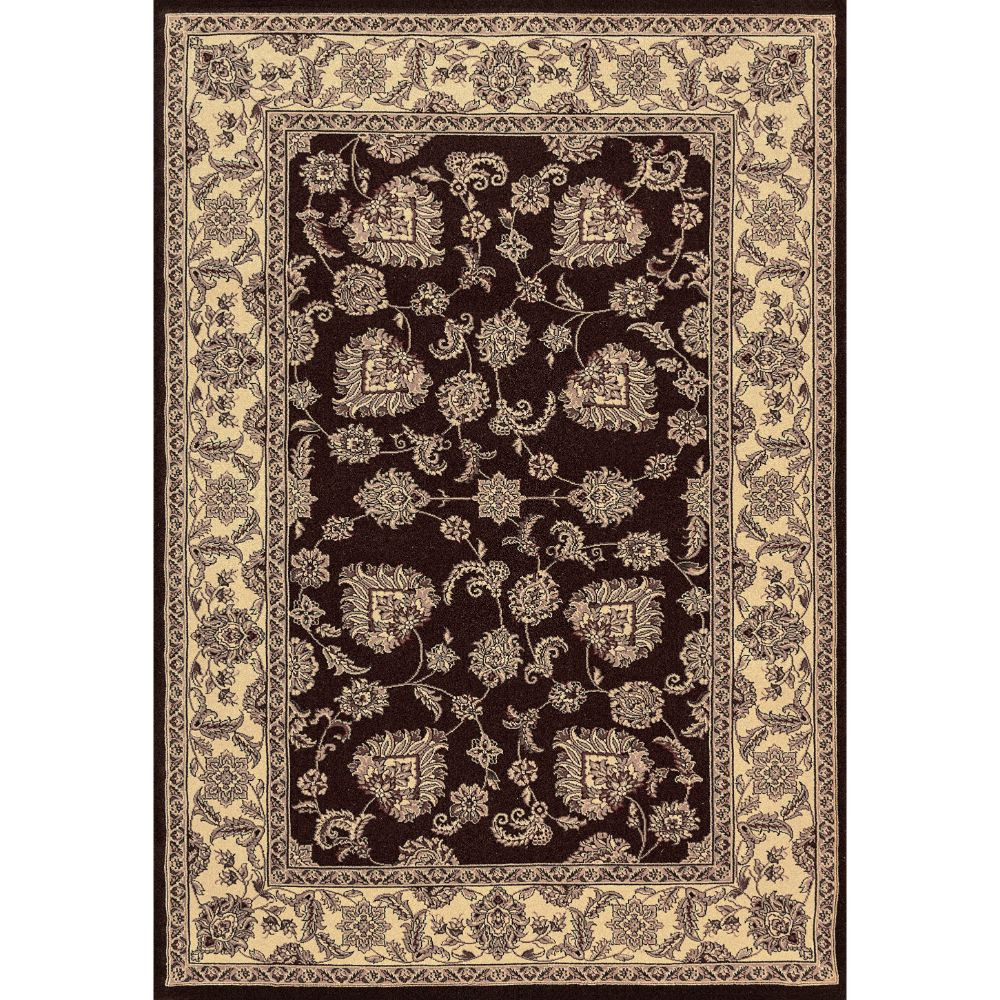 Dynamic Rugs 58020-600 Legacy 9 Ft. 2 In. X 12 Ft. 10 In. Rectangle Rug in Brown
