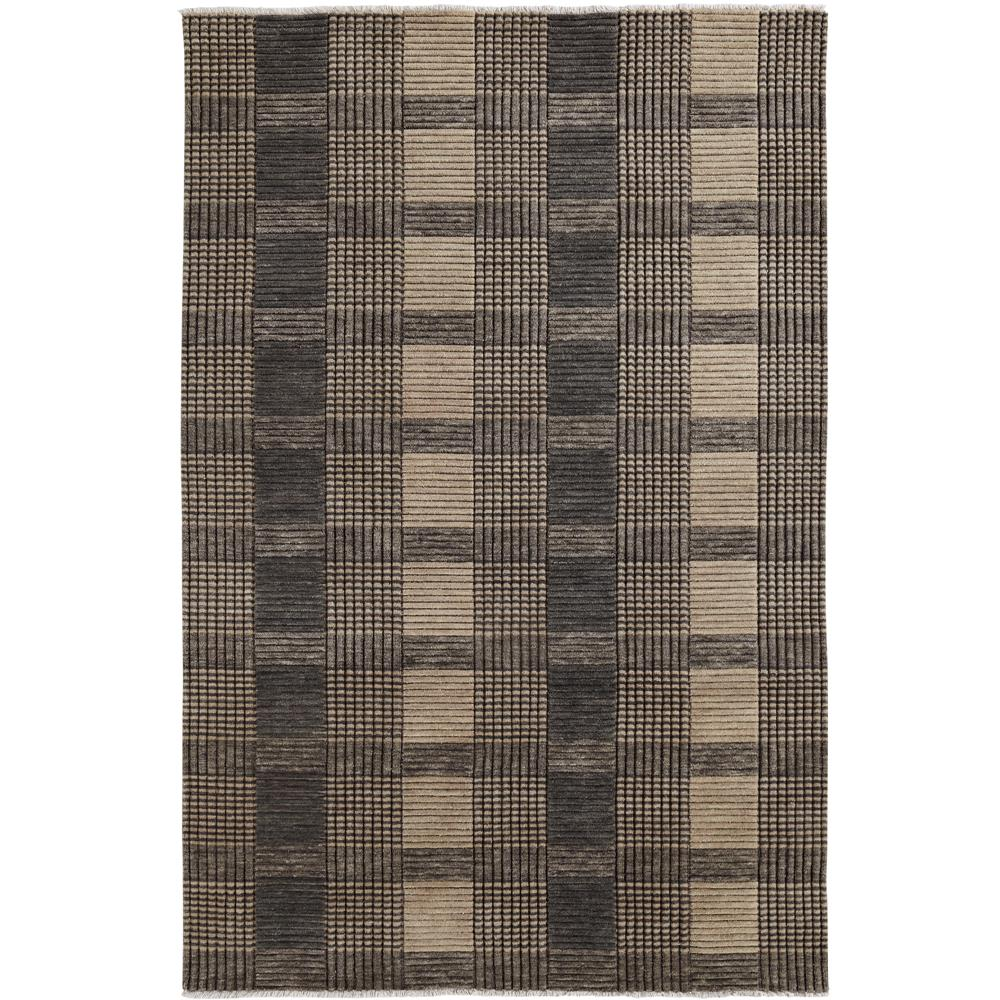 Dynamic Rugs 9899-911 Lounge 2 Ft. X 4 Ft. Rectangle Rug in Grey