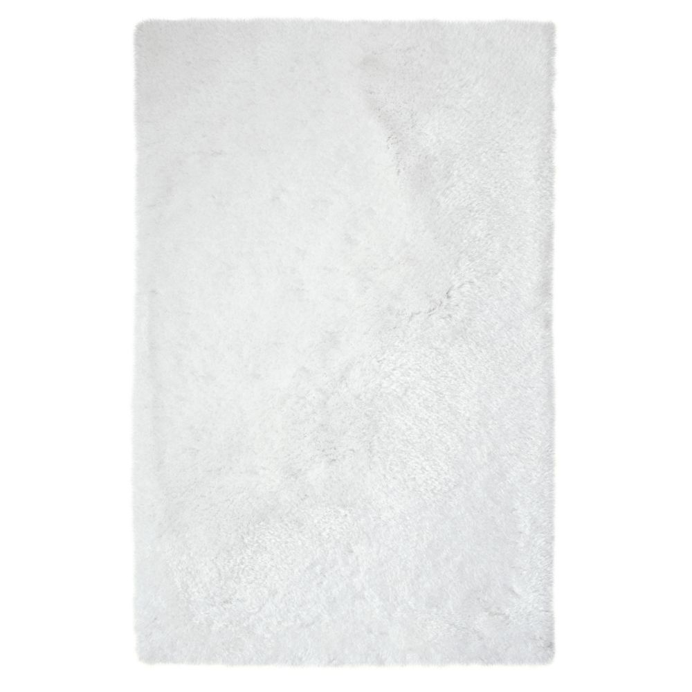 Dynamic Rugs  4201-100 Luxe 3 Ft. X 5 Ft. Rectangle Rug in Ivory