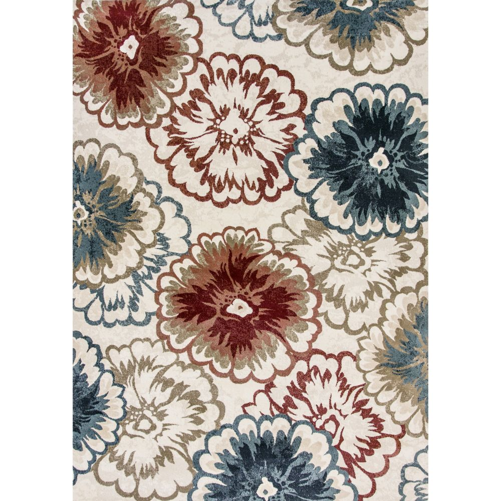 Dynamic Rugs 985013-996 Melody 9 Ft. 2 In. X 12 Ft. 10 In. Rectangle Rug in Multi