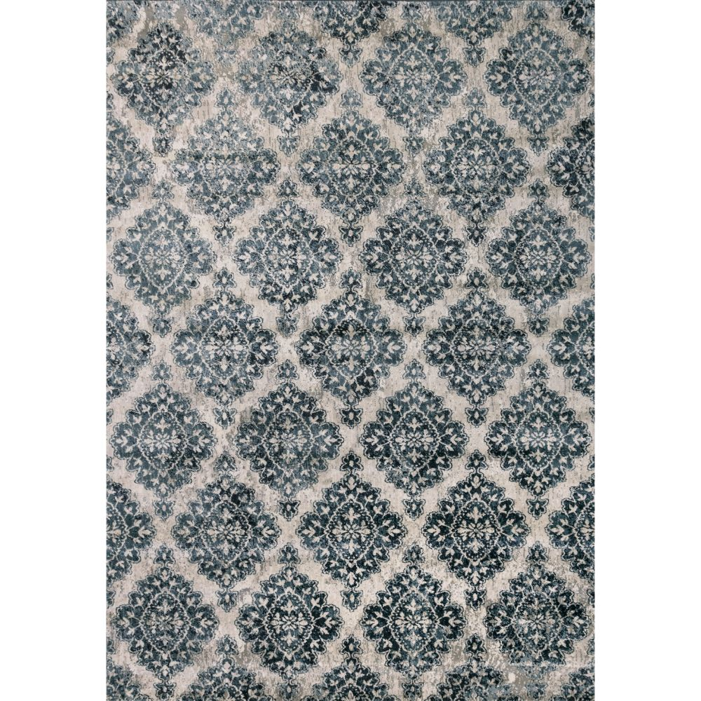 Dynamic Rugs 985015-117 Melody 9 Ft. 2 In. X 12 Ft. 10 In. Rectangle Rug in Ivory