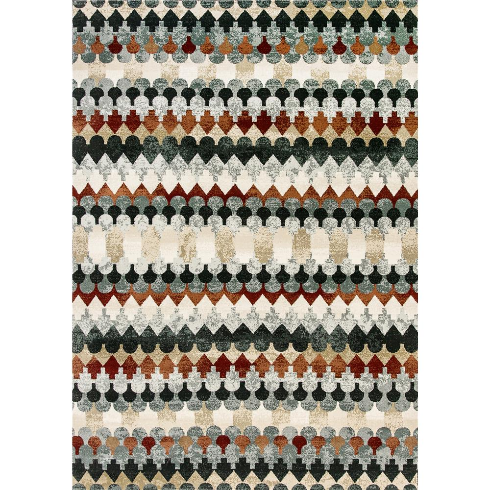 Dynamic Rugs 985016-996 Melody 9 Ft. 2 In. X 12 Ft. 10 In. Rectangle Rug in Multi