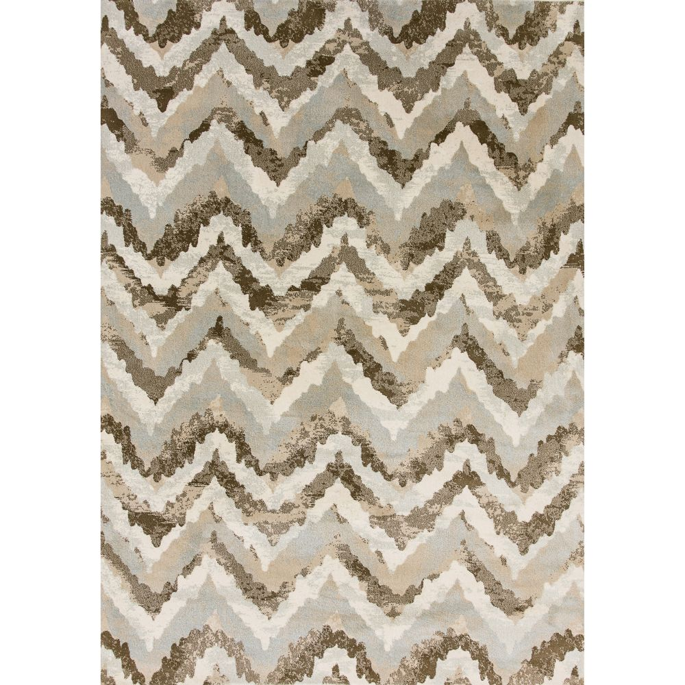 Dynamic Rugs 985018-117 Melody 9 Ft. 2 In. X 12 Ft. 10 In. Rectangle Rug in Ivory