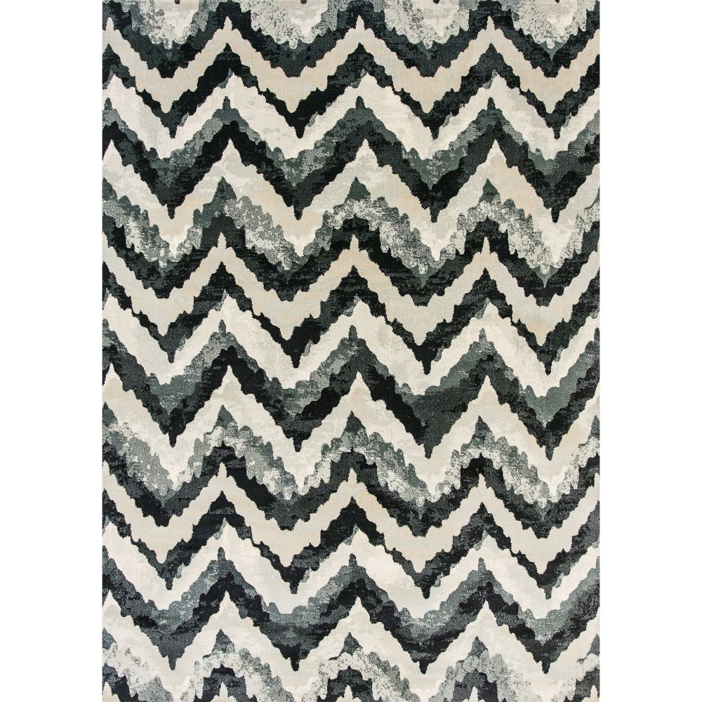 Dynamic Rugs 985018-119 Melody 9 Ft. 2 In. X 12 Ft. 10 In. Rectangle Rug in Blue