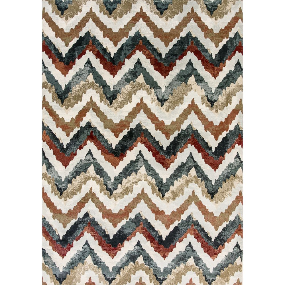 Dynamic Rugs 985018-996 Melody 9 Ft. 2 In. X 12 Ft. 10 In. Rectangle Rug in Multi