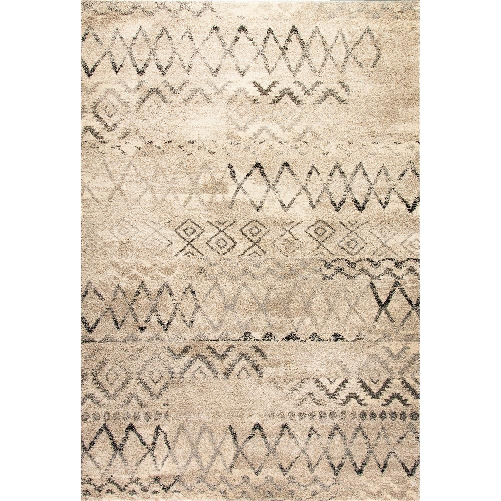 Dynamic Rugs  49060-100 Mirage 2 Ft. X 3 Ft. 11 In. Rectangle Rug in Beige