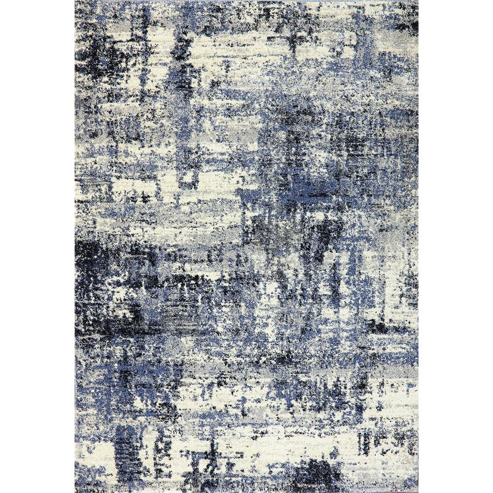 Dynamic Rugs 49111 500 Mirage 2 Ft. X 3 Ft. 11 In. Rectangle Rug in Blue