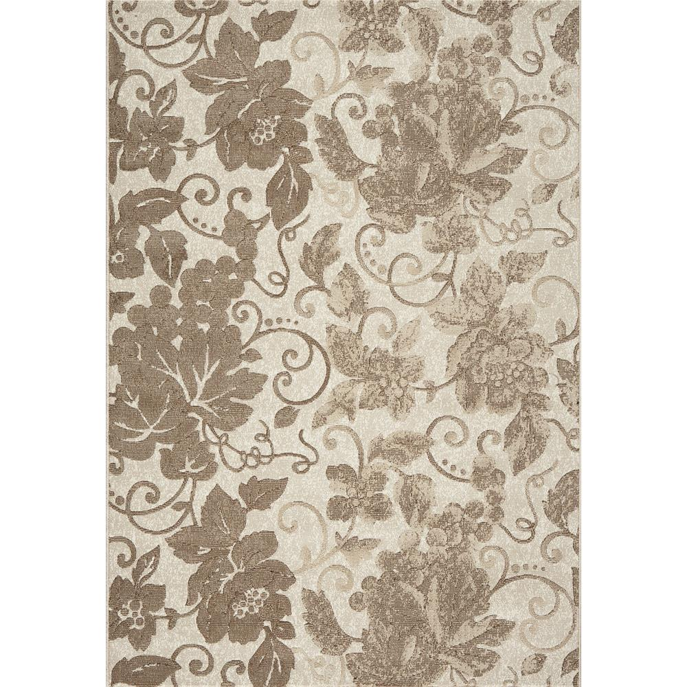 Dynamic Rugs 1201-101 Mysterio 2 Ft. X 3 Ft. 11 In. Rectangle Rug in Ivory