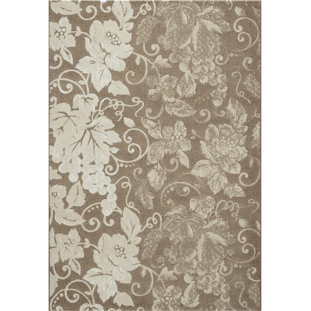 Dynamic Rugs 1201-600 Mysterio 2 Ft. X 3 Ft. 11 In. Rectangle Rug in Brown