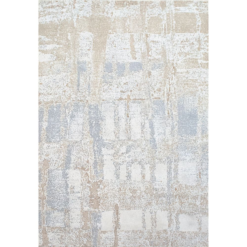 Dynamic Rugs 1205-100 Mysterio 2 Ft. X 3 Ft. 11 In. Rectangle Rug in Ivory