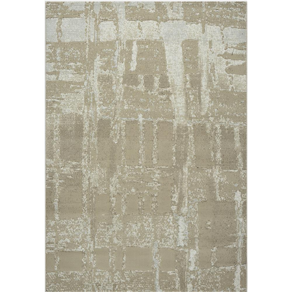 Dynamic Rugs 1205-110 Mysterio 5 Ft. 3 In. X 7 Ft. 7 In. Rectangle Rug in Beige