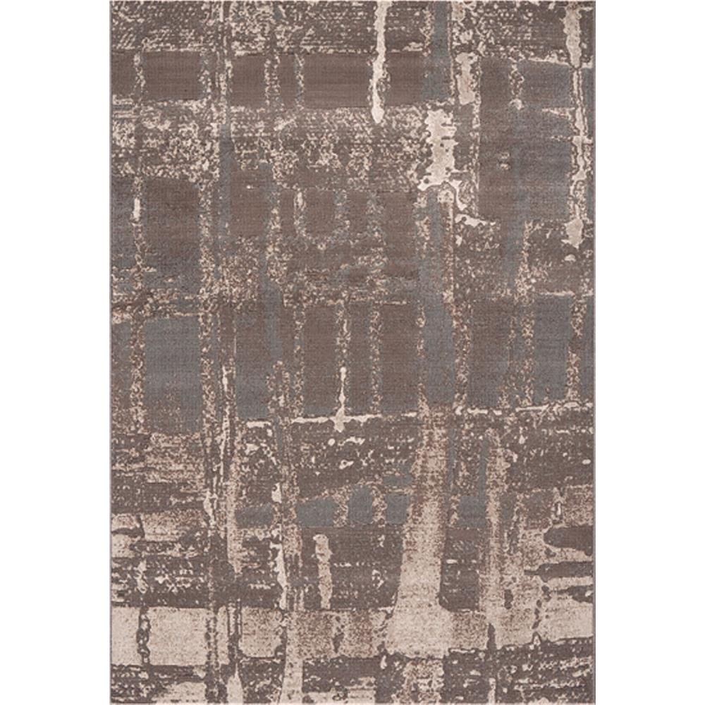 Dynamic Rugs 1205-900 Mysterio 2 Ft. X 3 Ft. 11 In. Rectangle Rug in Silver