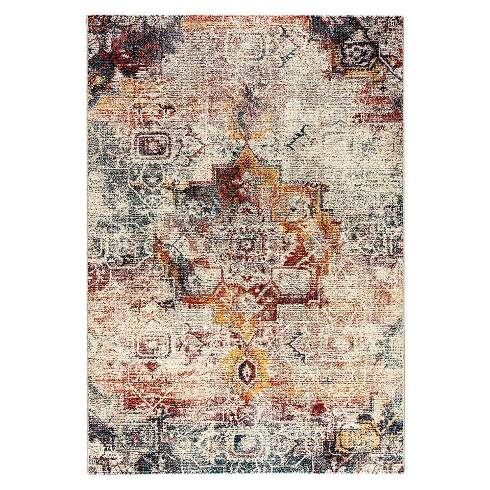 Dynamic Rugs  28980-990 Mod 2 Ft. X 3 Ft. 6 In. Rectangle Rug in Multi