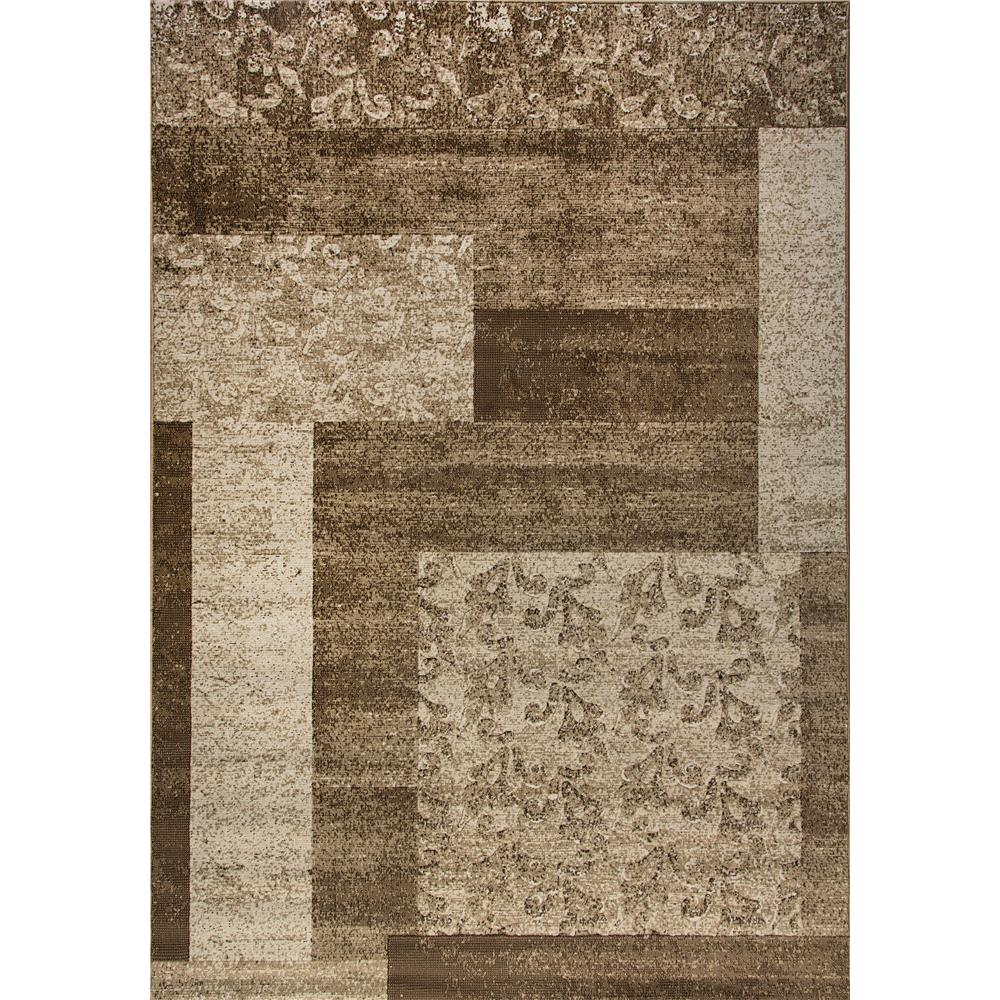 Dynamic Rugs 1207-120 Mysterio 2 Ft. X 3 Ft. 11 In. Rectangle Rug in Beige