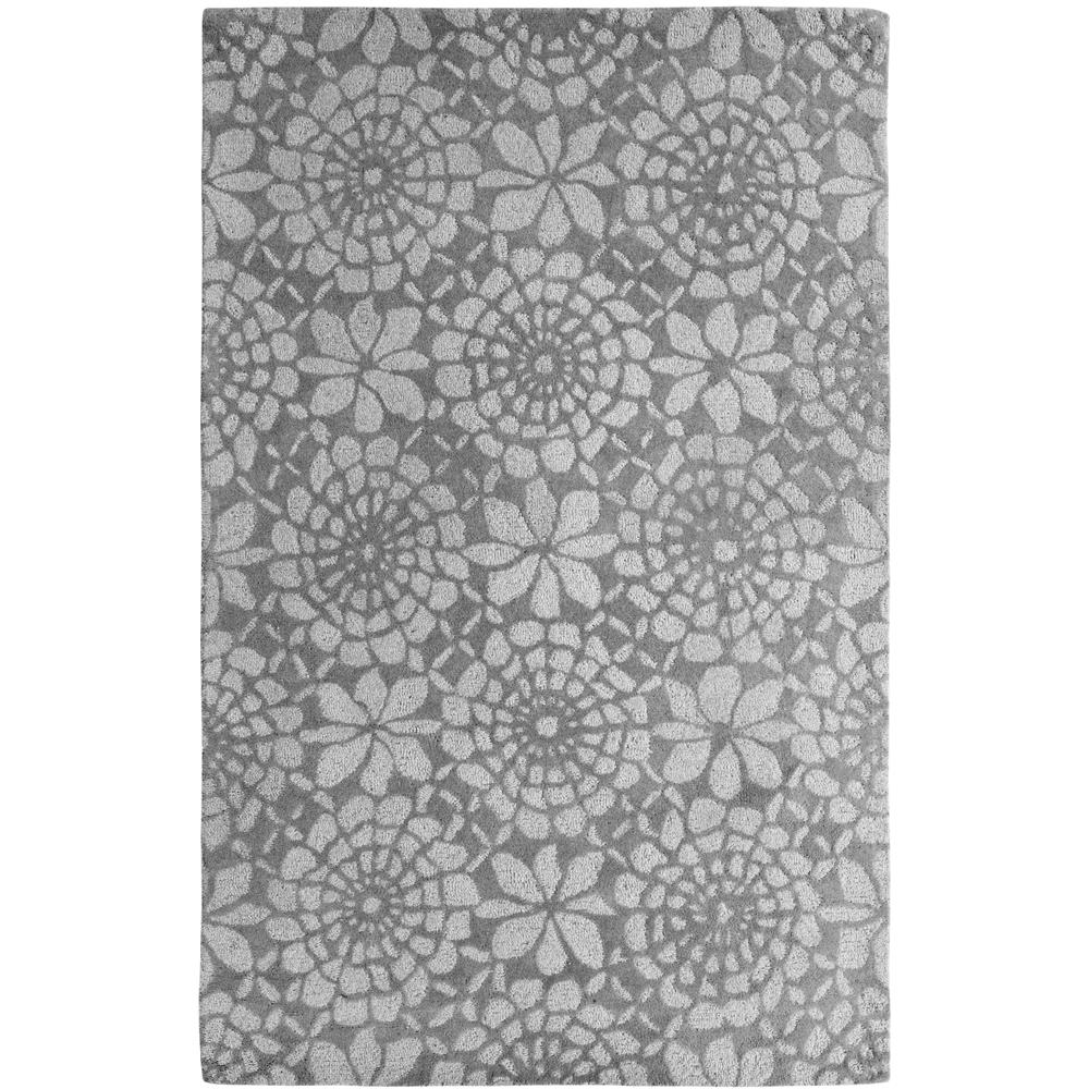 Dynamic Rugs 5333-414 Palace 9 Ft. 6 In. X 13 Ft. 6 In. Rectangle Rug in Ivory/Grey
